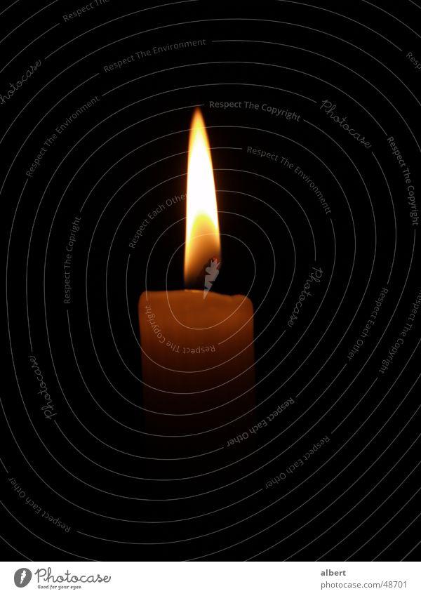 Meine Flamme ruhig Erholung schwarz gelb dunkel Leben Innenarchitektur Stimmung Wohnung elegant Zufriedenheit Häusliches Leben Warmherzigkeit Kerze Wellness Wohlgefühl