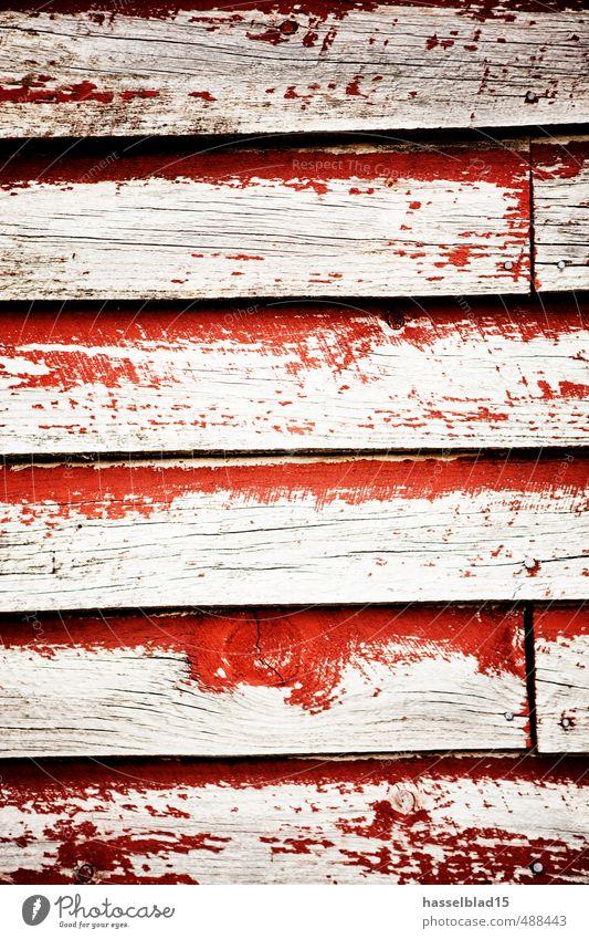 skandinavian style alt Sommer rot Ferne Stil Glück Holz Lifestyle Fassade Design Zufriedenheit Wetter Abenteuer Baustelle Reinigen Wellness