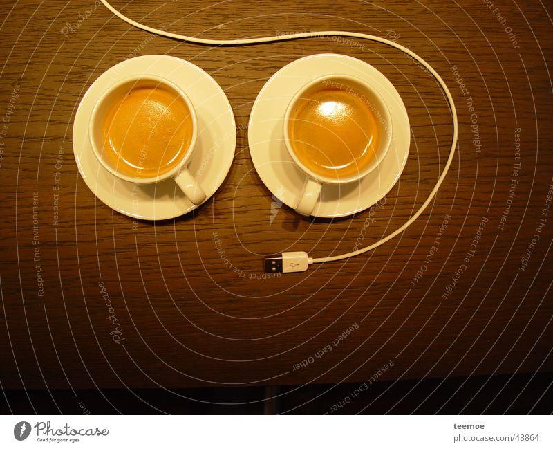 coffeebreak Zusammensein Kaffee Pause Espresso Schnittstelle