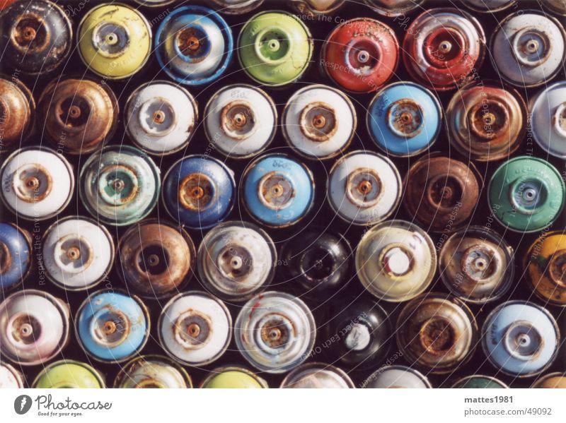 Sprühdosen Lager Dose Spritzflasche Montana Tagger Luft Kunst Hiphop Kultur Eisenbahn dissen lackieren Farbe color belton writer colors Lack aerosol Graffiti