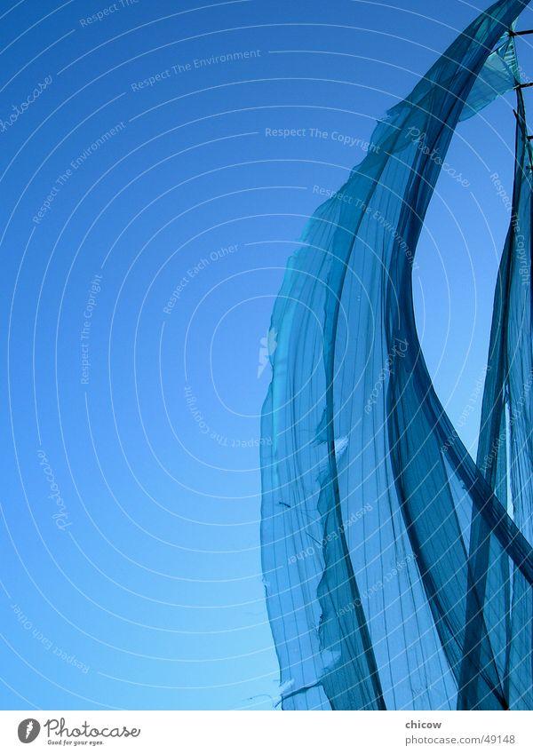 Bride Veil Blue Blauer Himmel blue veil construction gradient