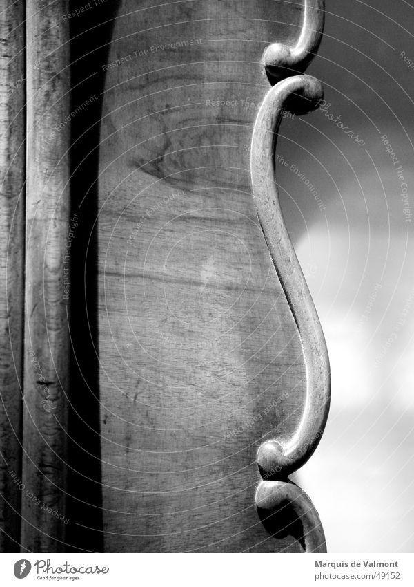 Rankwerk Holz Architektur Dekoration & Verzierung Möbel Handwerk Ornament Ranke Maserung Barock Tischler Schnitzereien Edelholz