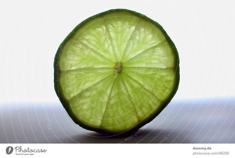 lemon grün Ernährung grau Lebensmittel rund Frucht Schalen & Schüsseln Zitrone Faser Limone durchleuchtet