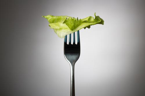 grün Blatt Gesunde Ernährung grau natürlich Gesundheit Lebensmittel Körper Gesundheitswesen Fitness dünn sportlich Appetit & Hunger Gemüse Sport-Training