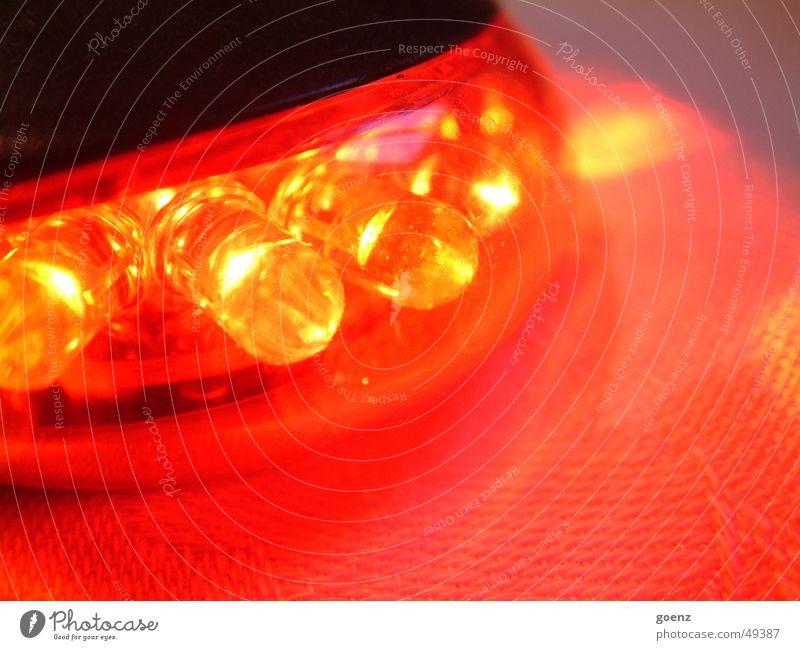 Rücklicht rot Lampe Leuchtdiode Fahrradrücklicht