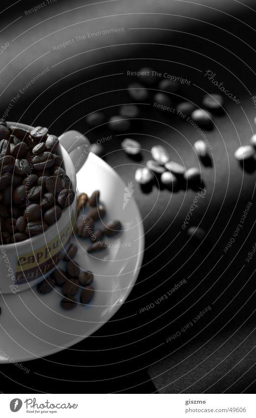 Bohnenkaffee Café Cappuccino Stillleben Kaffee