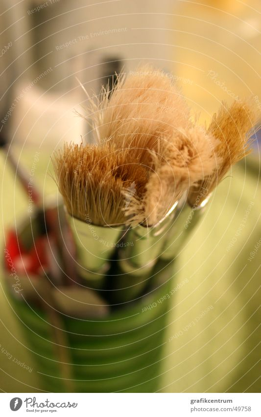 Kosmetik Pinsel Haare & Frisuren Wohnzimmer Kosmetik Pinsel Becher Borsten