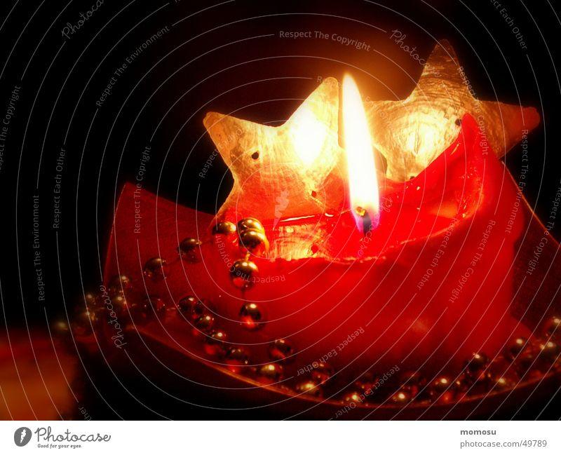 Weihnachtswünsche Kerze.Christmas Time Ein Lizenzfreies Stock Foto Von Photocase