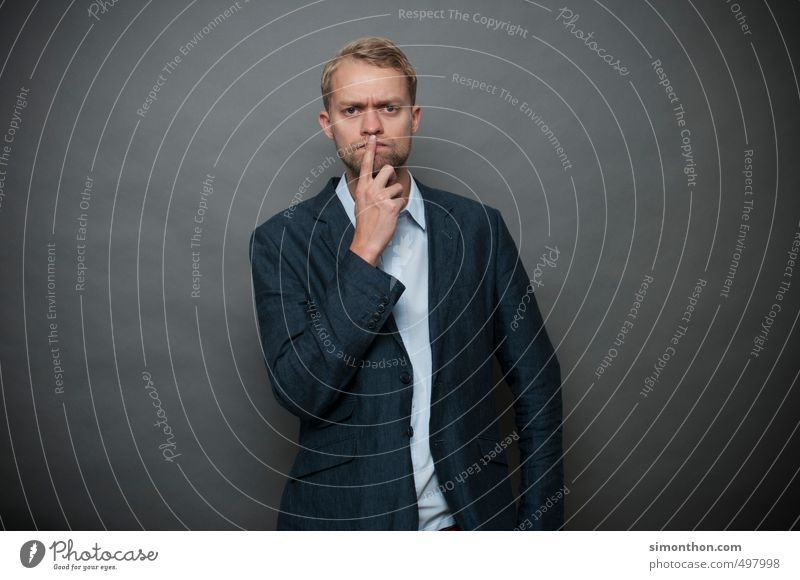Profi Mensch Schule Business maskulin lernen Studium Macht planen Bildung Team Risiko Vertrauen Dienstleistungsgewerbe Irritation Sorge Berufsausbildung