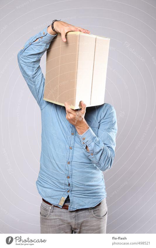 ECKART III Mensch Jugendliche Mann Freude Junger Mann 18-30 Jahre Erwachsene Mode Kunst maskulin Freizeit & Hobby Design stehen einzigartig Idee stark