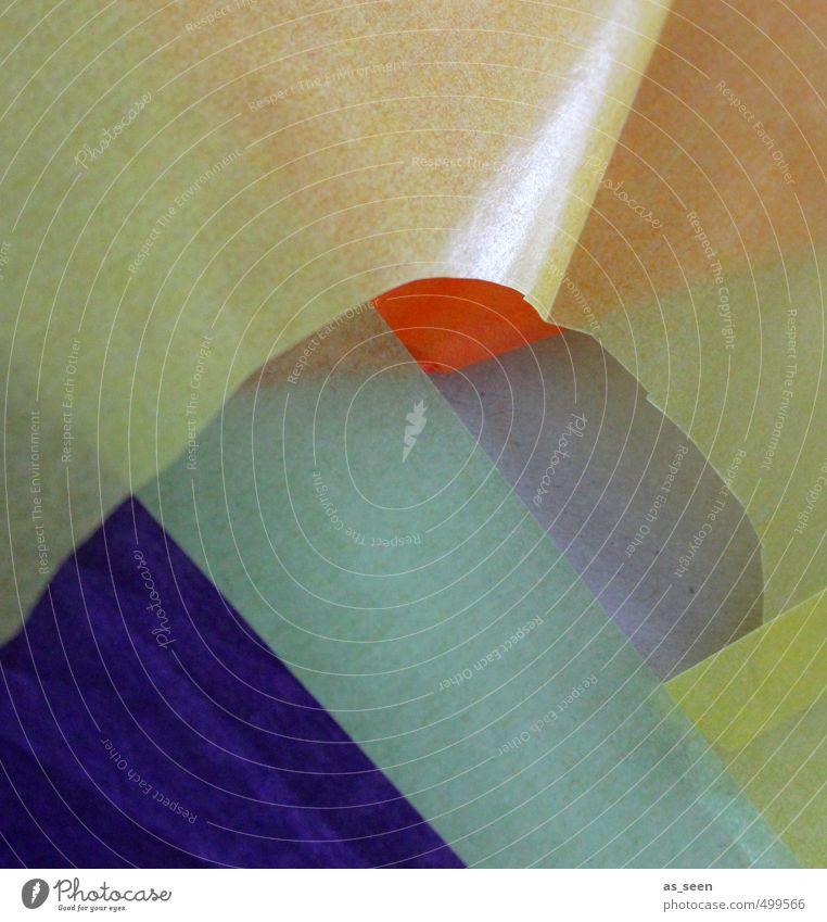 Komposition blau schön weiß Farbe rot ruhig gelb Bewegung Architektur Stimmung Kunst orange elegant Zufriedenheit Design Dekoration & Verzierung
