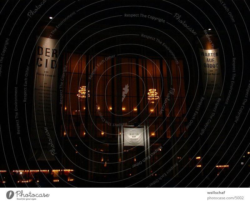 Warten auf Godot 2 Kunst warten Architektur Kultur Ruhrgebiet Theaterschauspiel Bochum