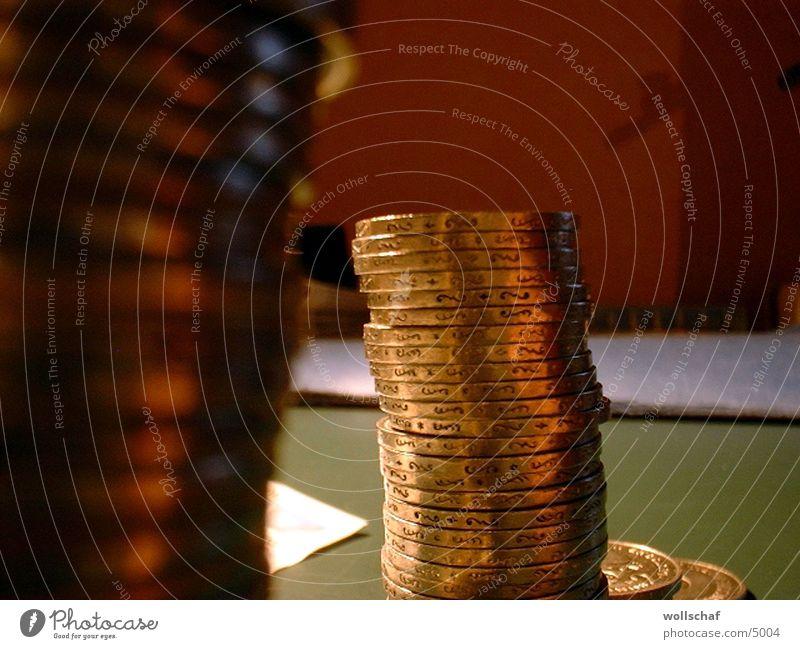 Geld Turm Dinge