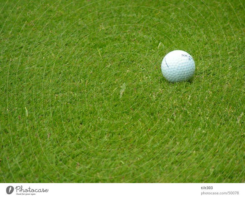Golfball Golfplatz