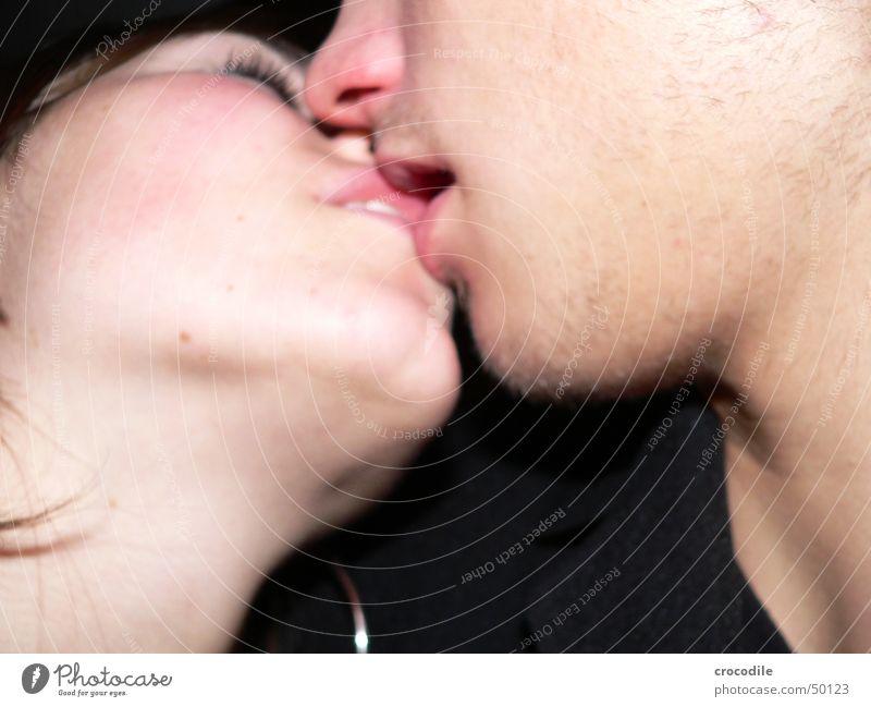 love Gesicht schwarz Auge Liebe Haare & Frisuren Sex Haut Küssen Vertrauen Bart Zunge