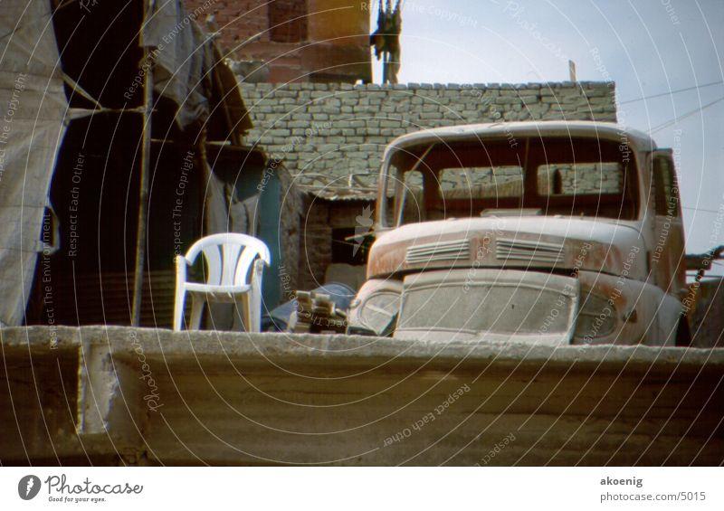 Das Duell Ägypten Töpferviertel Stuhl