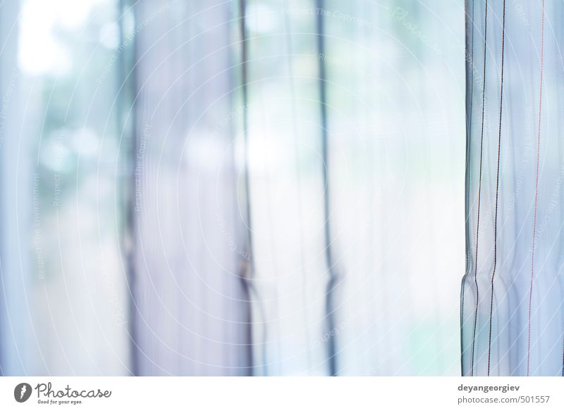 Transparenter Vorhang am Fenster Stil schön Dekoration & Verzierung Wind Hochsitz hell rosa weiß Vorhänge Gardine durchsichtig Licht Gewebe Hintergrund Spitze