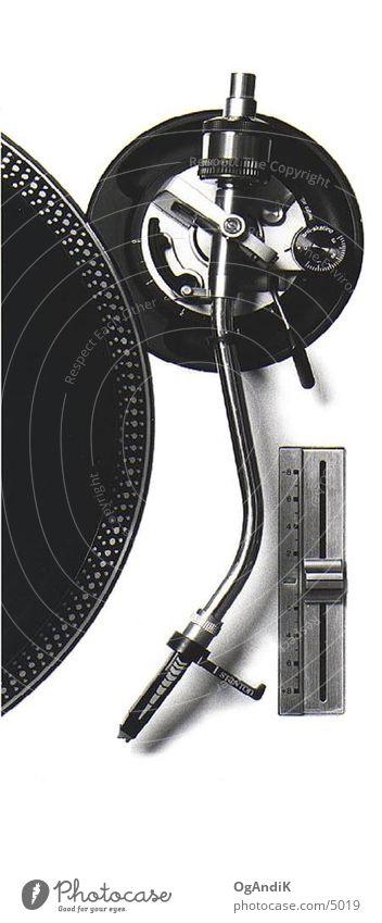 Old-School Elektrisches Gerät Technik & Technologie Technics Plattenspieler