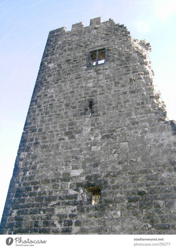 Drachenfels Ruine Sommer Rhein Bonn