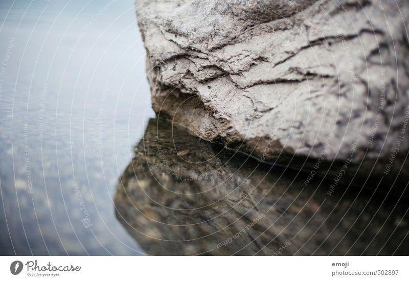 Struktur Umwelt Natur Wasser Seegrund Stein nass blau Oberfläche Oberflächenstruktur Farbfoto Gedeckte Farben Außenaufnahme Nahaufnahme Menschenleer Tag