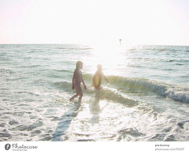 Clearwater Beach Sonne Meer Strand Schwimmen & Baden Florida