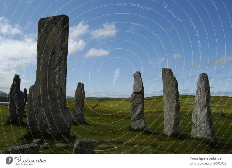 stones Schottland Steinkreis Hebriden
