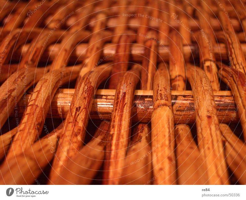 Ikea Impression 4 Möbel Holz netzartig braun beige Muster ikea rattan Stuhl Sitzgelegenheit Lautsprecher Linie Perspektive