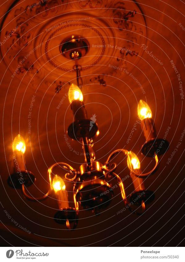 Kronenleuchter Kerze Licht Beleuchtung