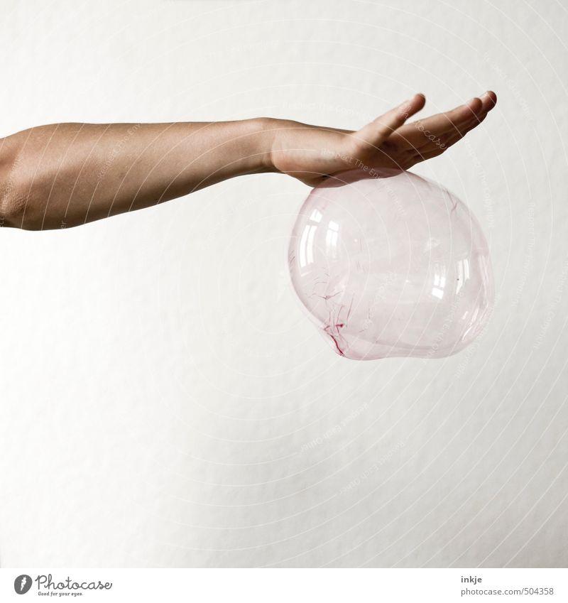 Schwebeballett | Tanz Freude Freizeit & Hobby Spielen Kinderspiel lernen Kindheit Jugendliche Leben Haut 1 Mensch 8-13 Jahre Luftballon Kitsch Krimskrams Kugel