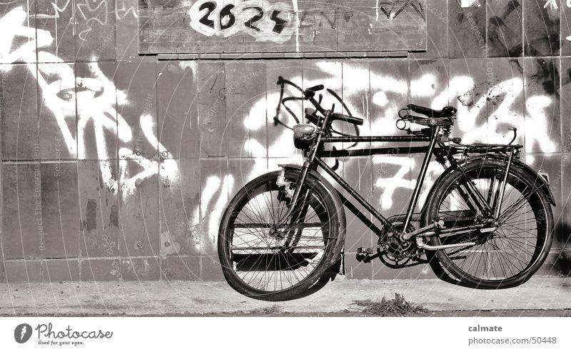 - alter drahtesel - Fahrrad Verkehrsmittel