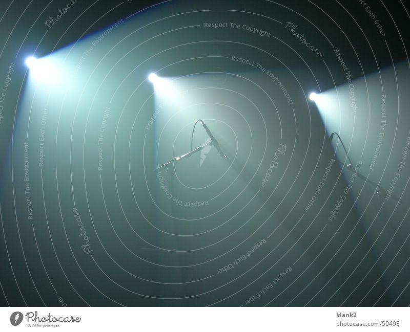 Lichterflut Musik Konzert Mikrofon