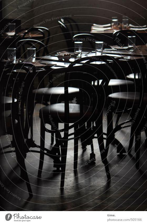 kost.bar | ambient Einsamkeit Erholung Stil Raum Häusliches Leben Design Glas Tourismus Tisch Kommunizieren Netzwerk Stuhl Möbel Gastronomie Zusammenhalt