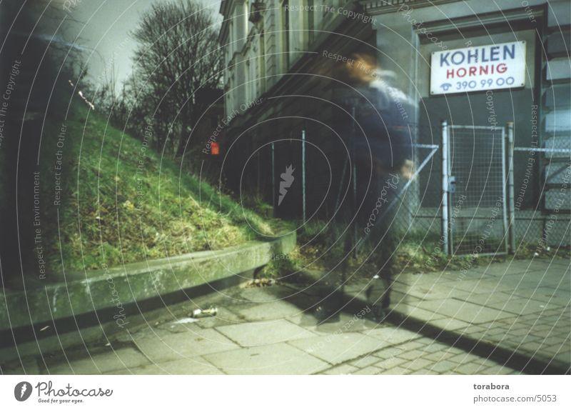 polizei Nacht Dinge verhaftet Graffiti