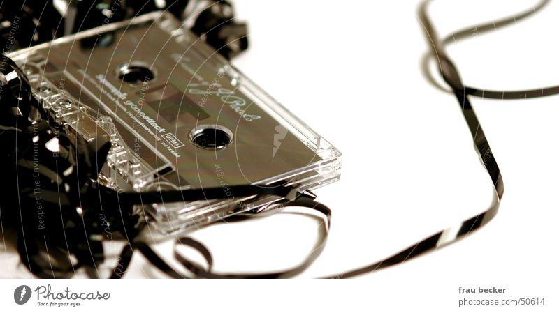 tape Musik hören Musikkassette Symbole & Metaphern Bandsalat Hörspiel