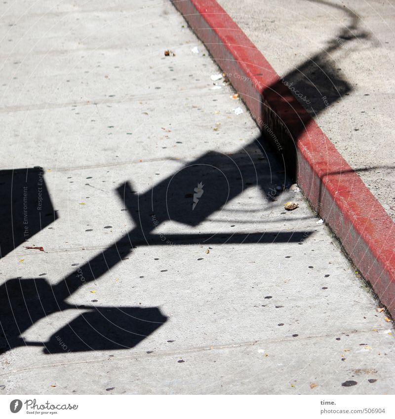 ... to Chinatown Straße Wege & Pfade hell Verkehr Ordnung einzigartig Kreativität planen heiß entdecken Verkehrswege Dienstleistungsgewerbe Überraschung Leichtigkeit Ampel Bordsteinkante