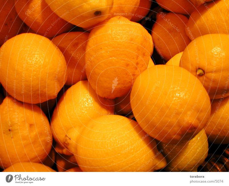 zitronen ruhig gelb Gesundheit Frucht