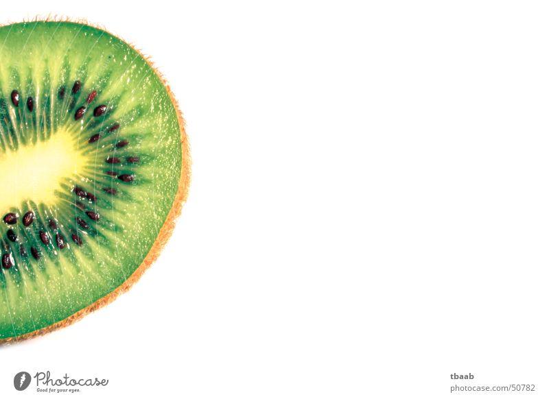Kiwi Gesundheit Vitamin grün Neuseeland Frucht Bioprodukte Anschnitt