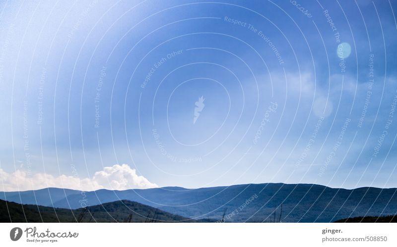 Kroatien | Himmelslicht Umwelt Natur Landschaft Wolken Horizont Sonnenlicht Sommer Schönes Wetter Hügel Felsen Berge u. Gebirge Gipfel dunkel Freundlichkeit
