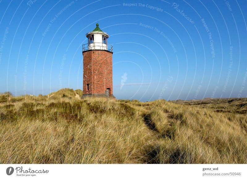 Sylt, Kampen - Rotes Kliff, Alter Leuchtturm Leuchtturm Sylt Schleswig-Holstein Leuchtfeuer Kampen Rotes Kliff