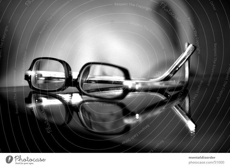 Null Durchblick (alter Titel: Brille? F.......!) weiß schwarz See planen Glas Kunststoff Erscheinung kostenlos Gestell Optiker