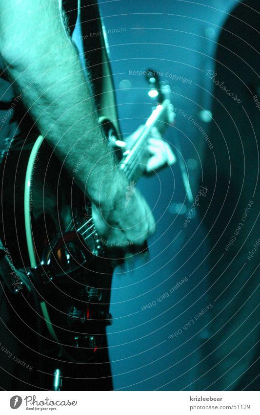 rocken Musik Konzert Rockmusik Gitarre Musiker live rocken