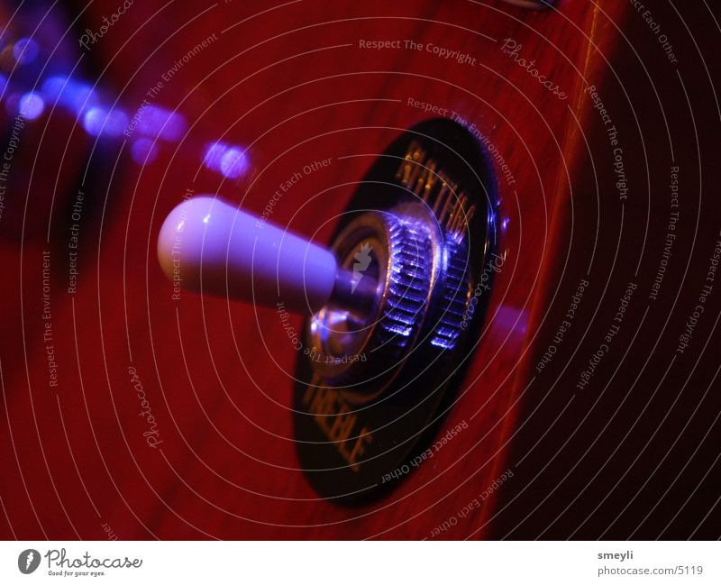RhythmTreble Technik & Technologie Musikinstrument Schalter Elektrisches Gerät Hebel Schwarzlicht