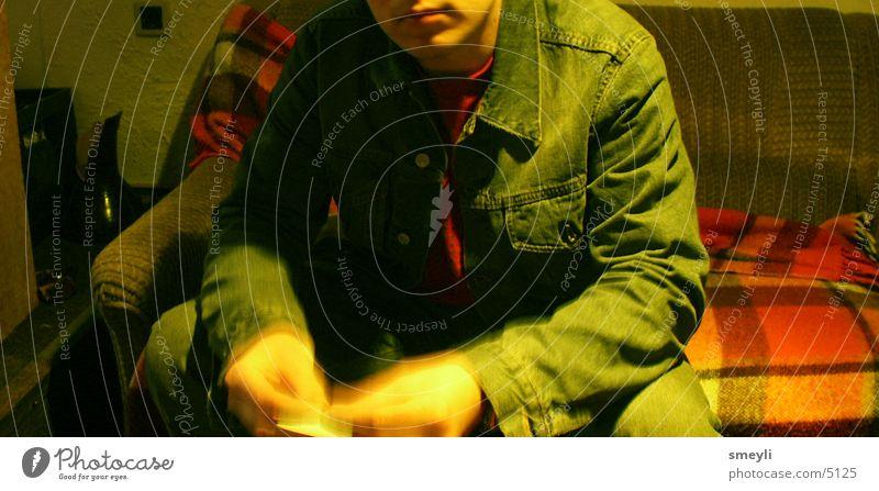 zigarette drehen Mensch Mann grün Zigarette