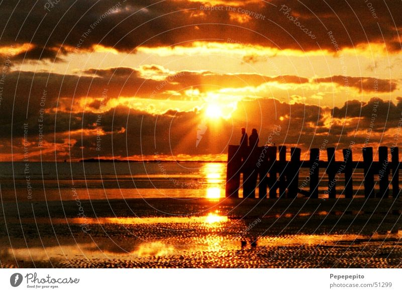 Insel Föhr Sonne