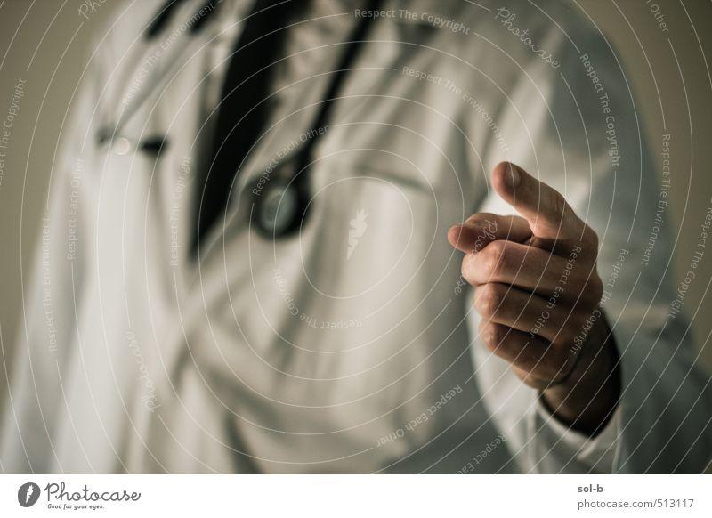 Mensch Hand Gesundheit Arbeit & Erwerbstätigkeit maskulin Gesundheitswesen Lifestyle Bildung Beruf Krankheit zeigen Übergewicht Arzt Beratung Medikament Krankenhaus