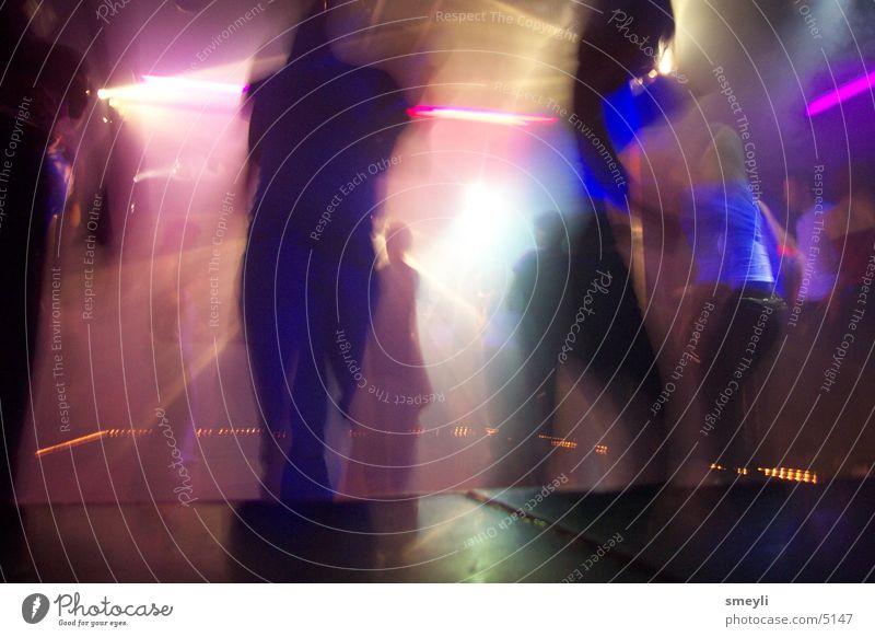 tanzen disco mann
