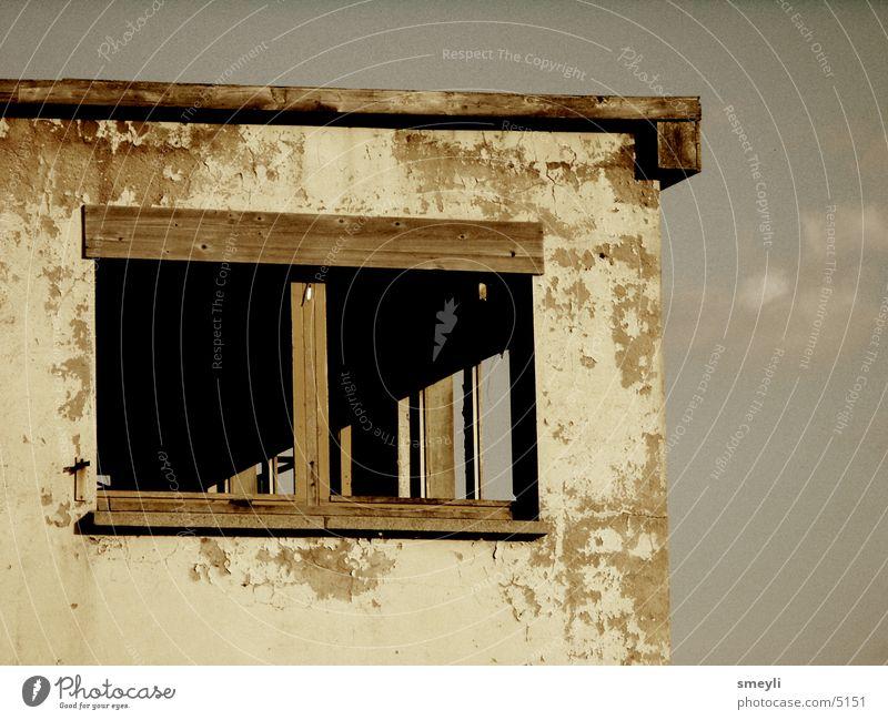 menschen:leer Einsamkeit Haus Fenster Architektur Beton Turm DDR Nostalgie
