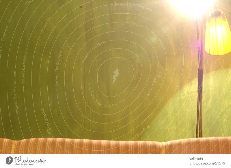 - retrophobie III - Erholung Beleuchtung Sofa Sitzgelegenheit altmodisch Stehlampe Sitzgarnitur