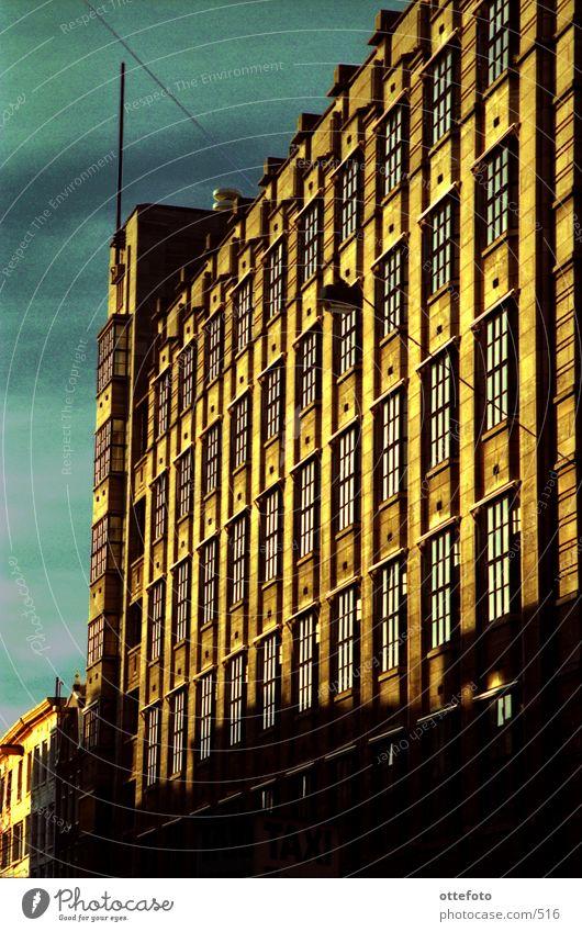Amsterdam Office Stadt Architektur Bürogebäude Zwanziger Jahre