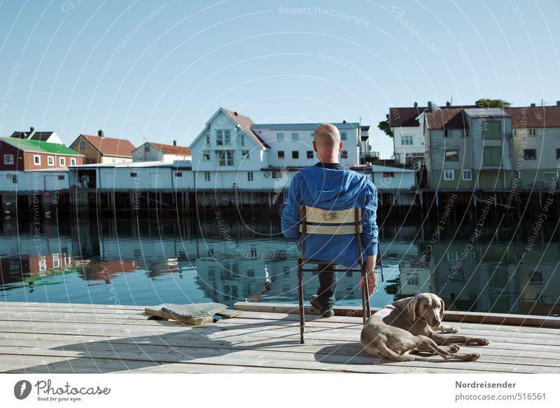 Zeitumstellung | Eine Stunde für mich... Lifestyle Erholung Ferien & Urlaub & Reisen Tourismus Ferne Ruhestand Feierabend Mensch Mann Erwachsene Leben